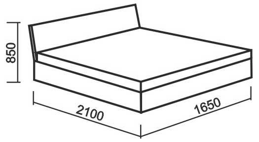 Схема и габаритные размеры: